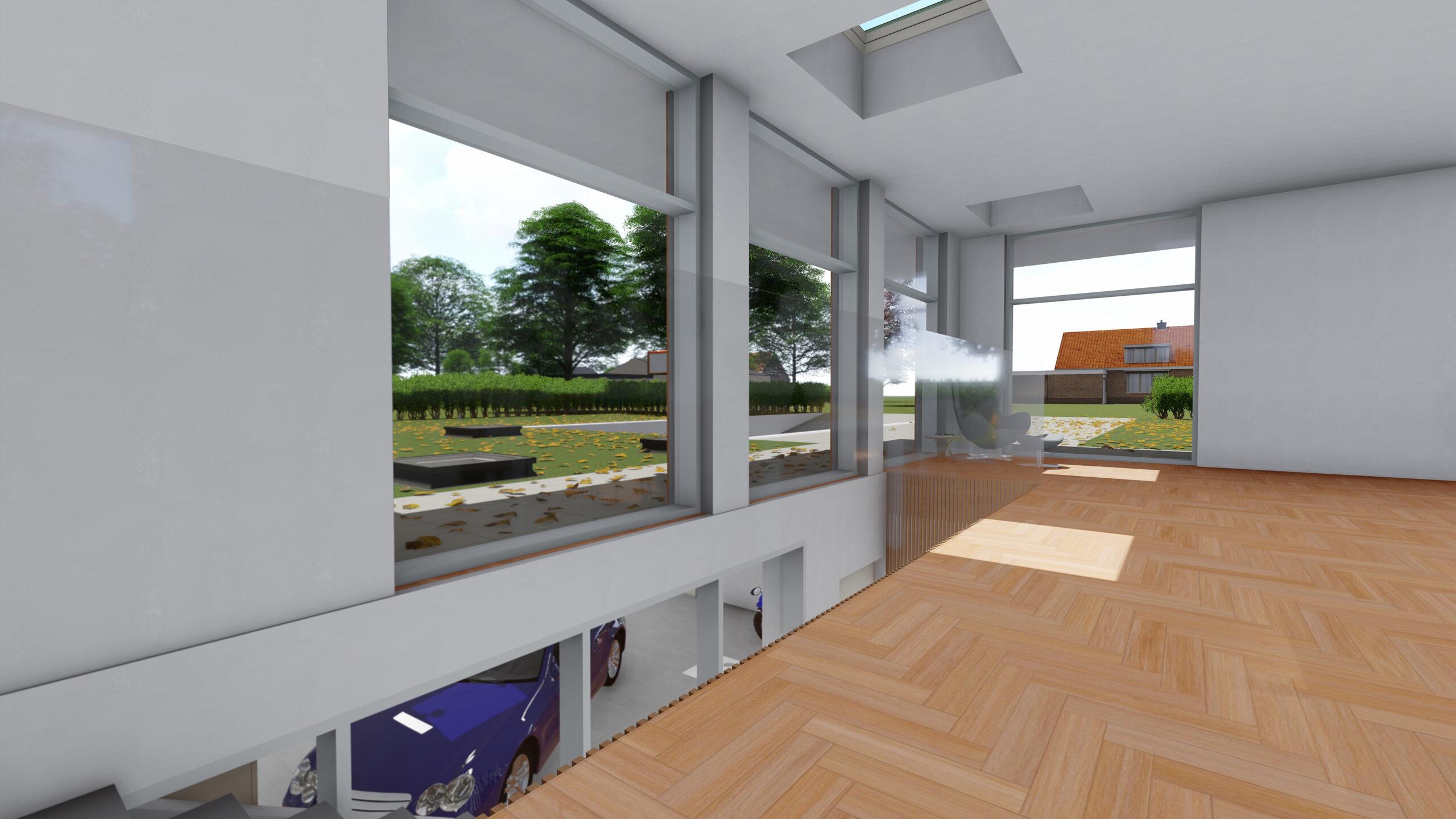 Ptoftdal - Stor hus - stue 2