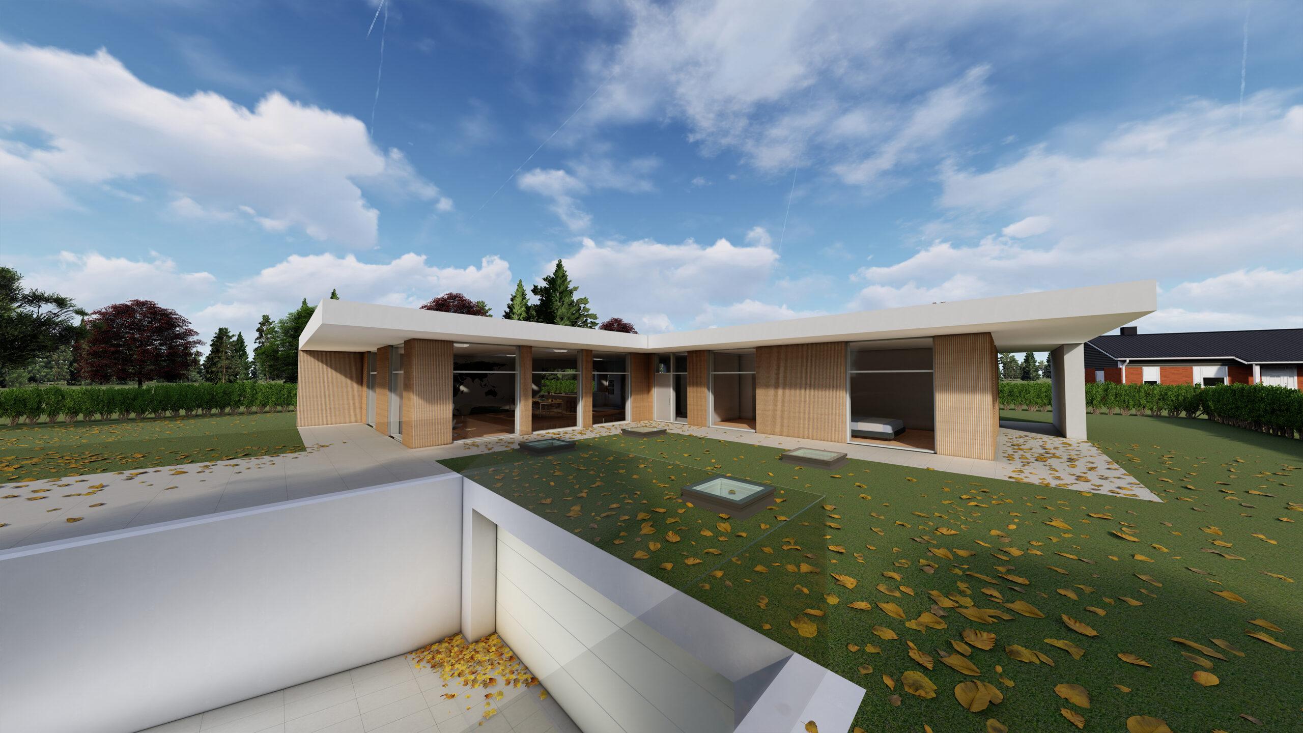 Ptoftdal - Stor hus - udefra 2